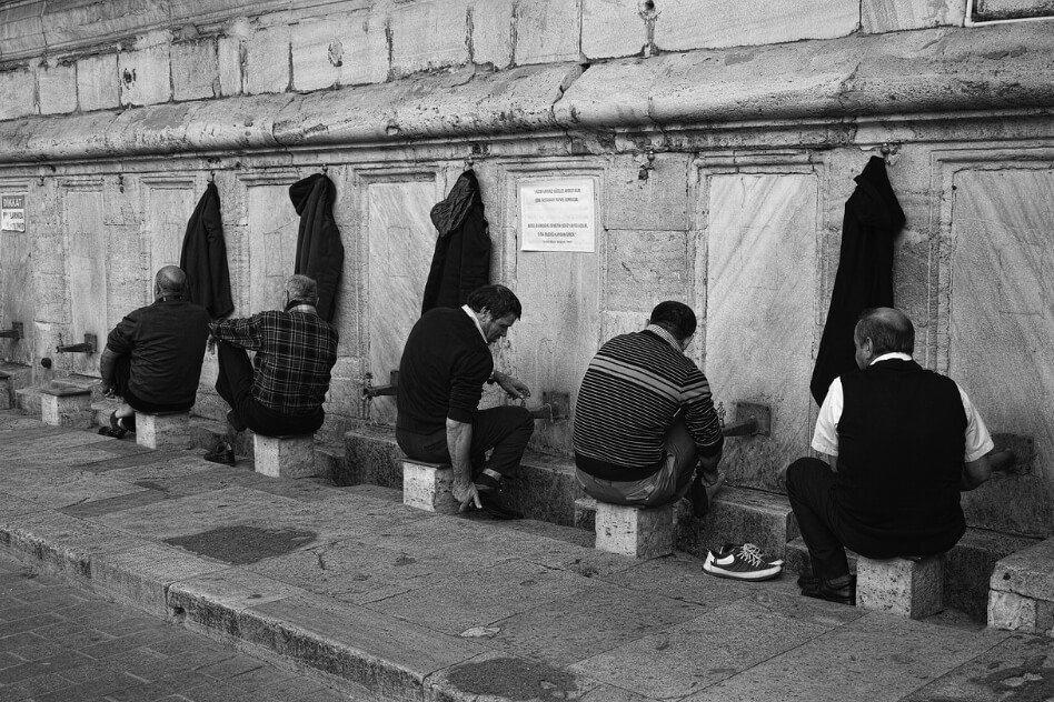 Doa Ketika Berwudhu Arab Dan Terjemahan