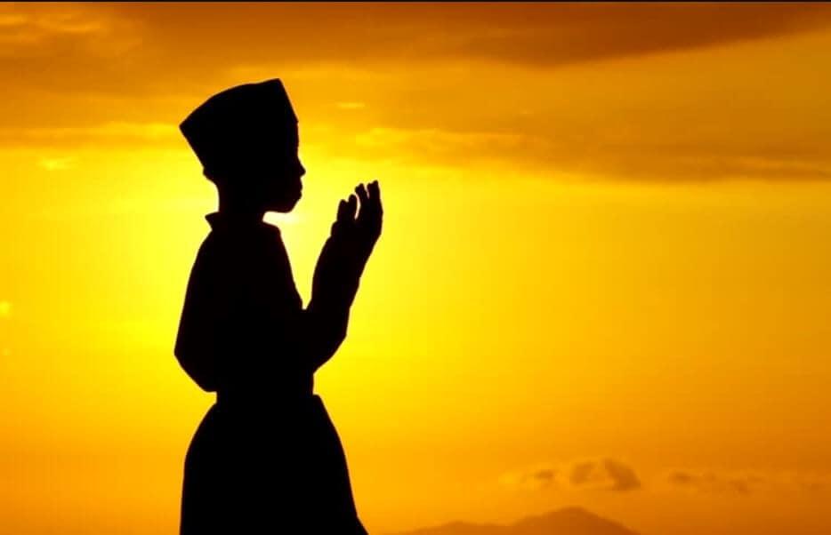 Ucapan Selamat Pagi berisi Do'a