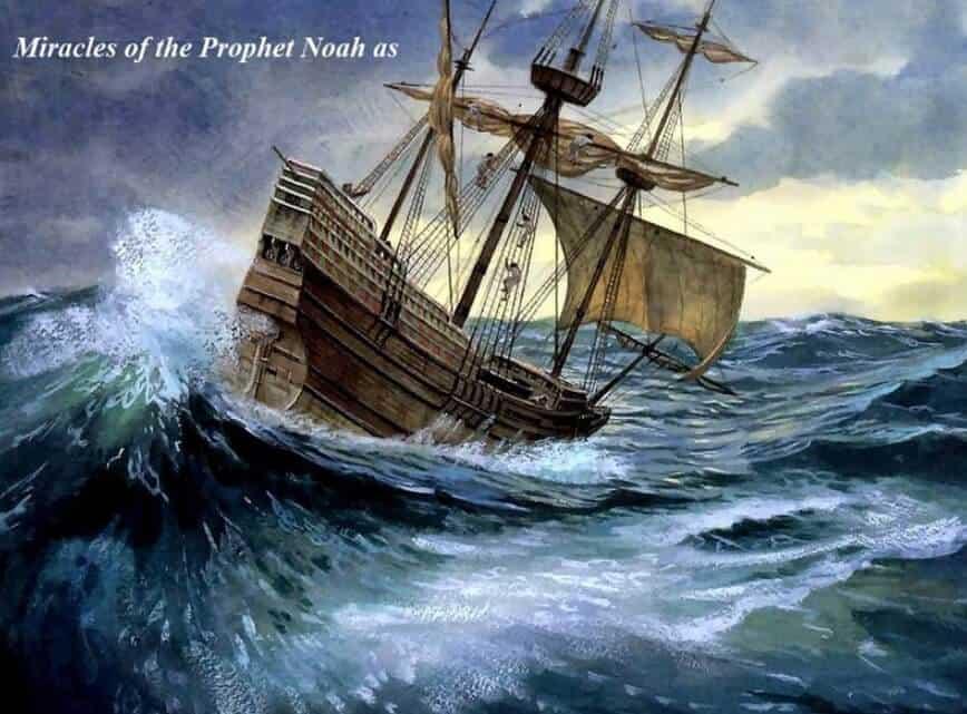 Kisah dakwah Nabi Nuh yang mendapat banyak tantangan