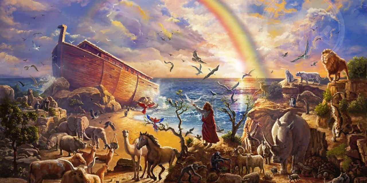 Kisah Nabi Nuh Dari Lahir Sampai Wafat [Complete]