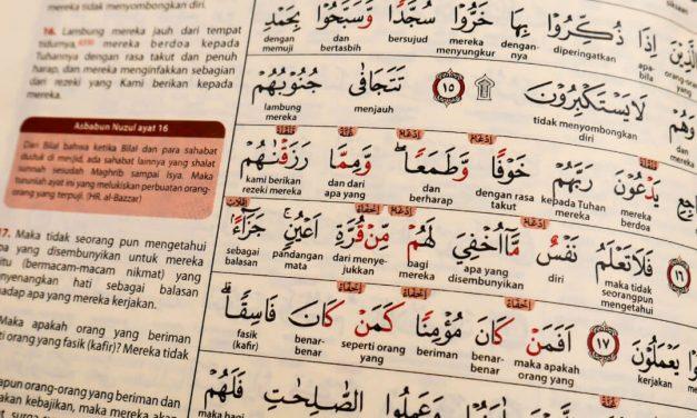 Tajwid Lengkap Beserta Contoh | Baca Qur'an Dengan Tepat