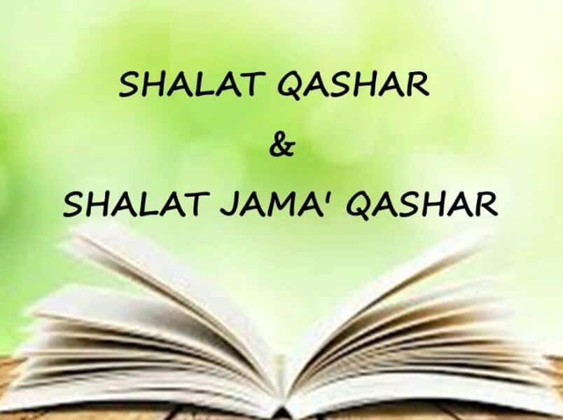 Pengertian Sholat Qashar