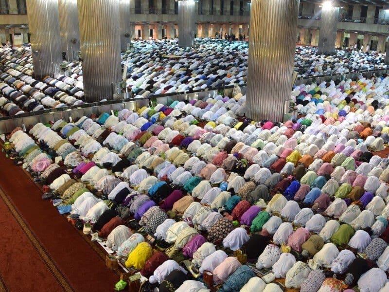 Hukum sholat tarawih